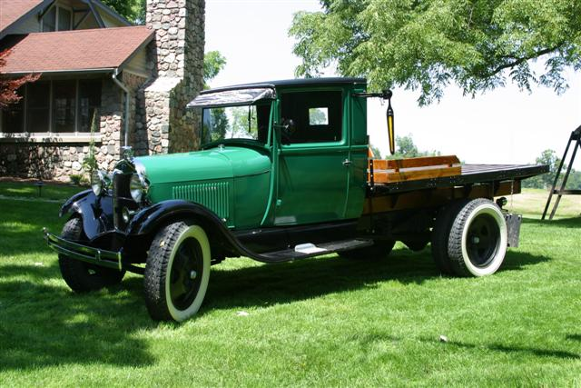 11930 Ford AA Before Restoration